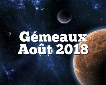 Gémeaux Août 2018