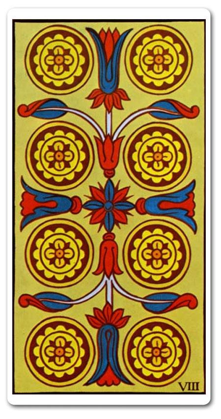 tarot Vierge Décembre