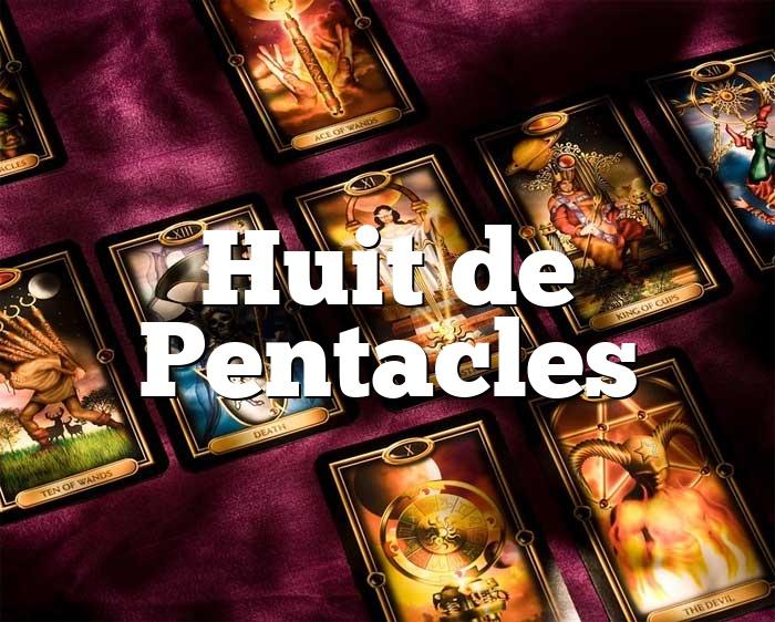 Huit de Pentacles