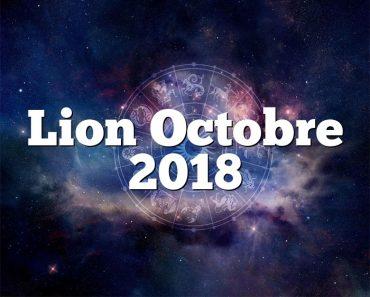 Lion Octobre 2018