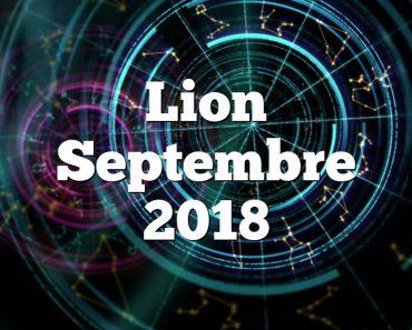 Lion Septembre 2018