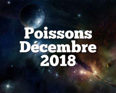 Poissons Décembre 2018