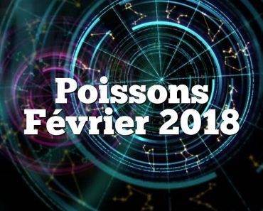 Poissons Février 2018