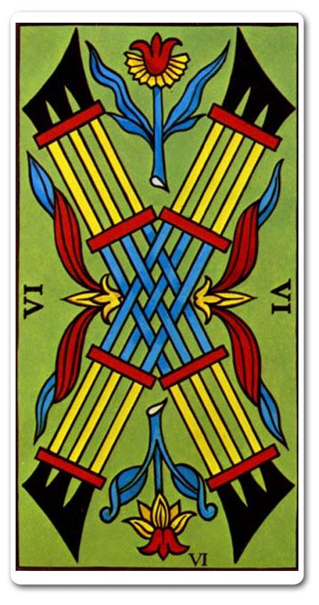 tarot Vierge Octobre