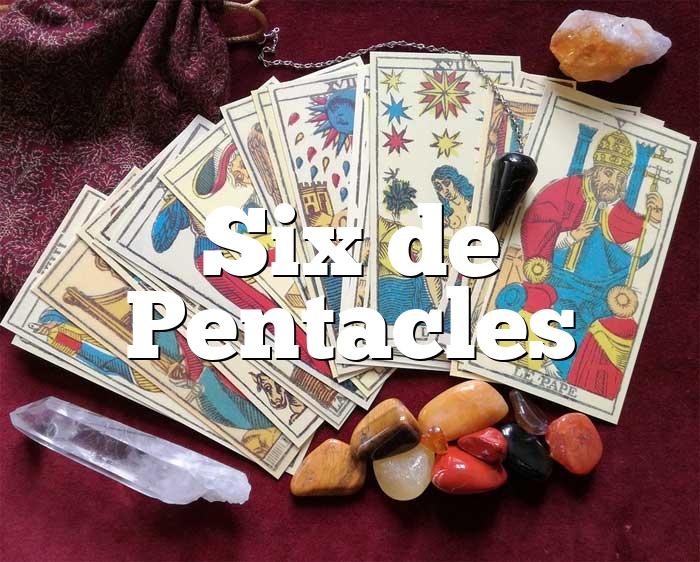 Six de Pentacles