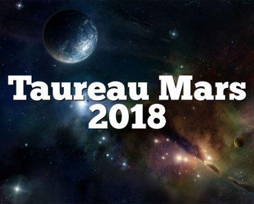 Taureau Mars 2018