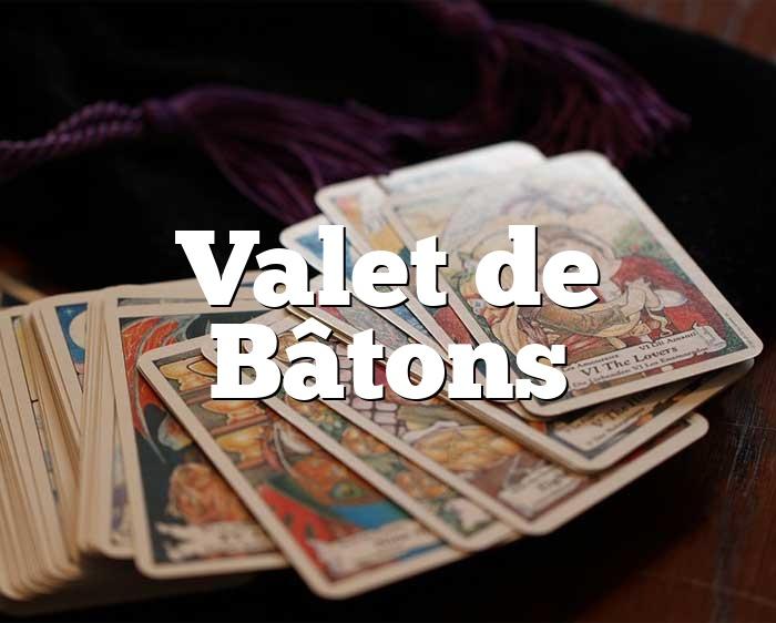 Valet de Bâtons