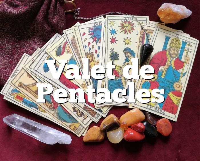 Valet de Pentacles