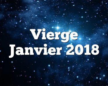 Vierge Janvier 2018
