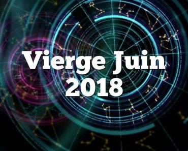 Vierge Juin 2018