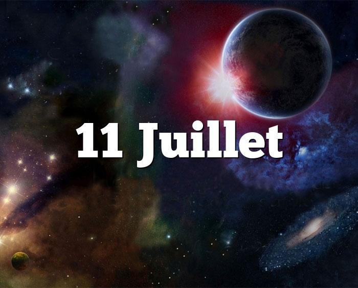 11 Juillet