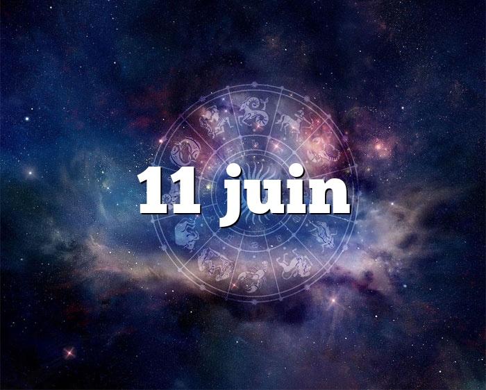 11 juin