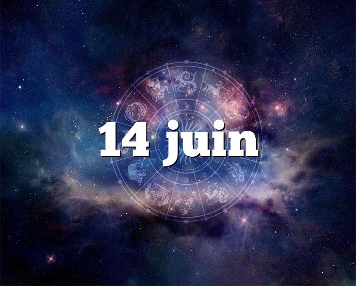 14 juin