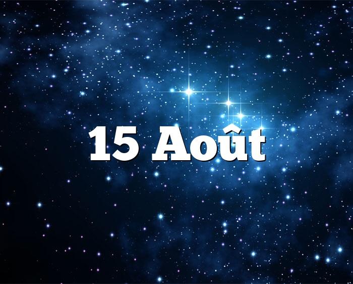 15 Août