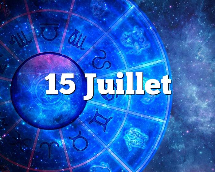 15 Juillet