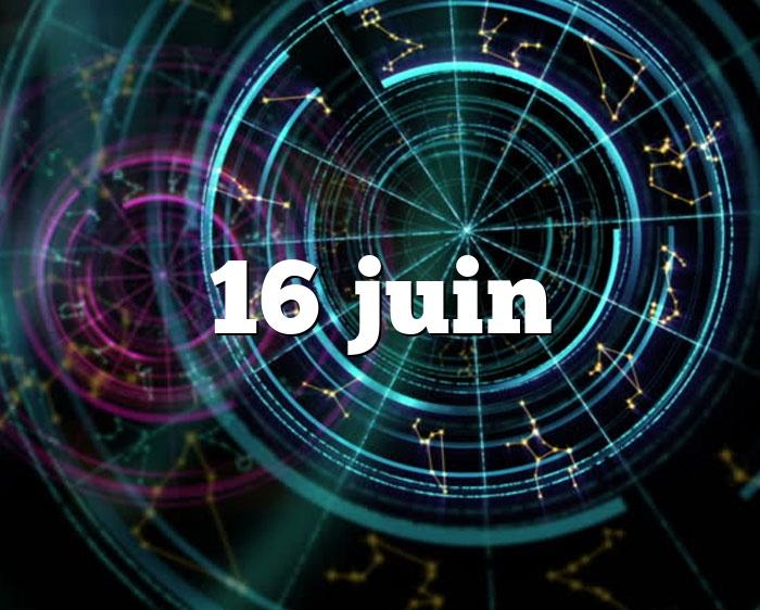 16 juin