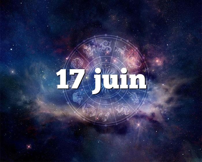 17 juin
