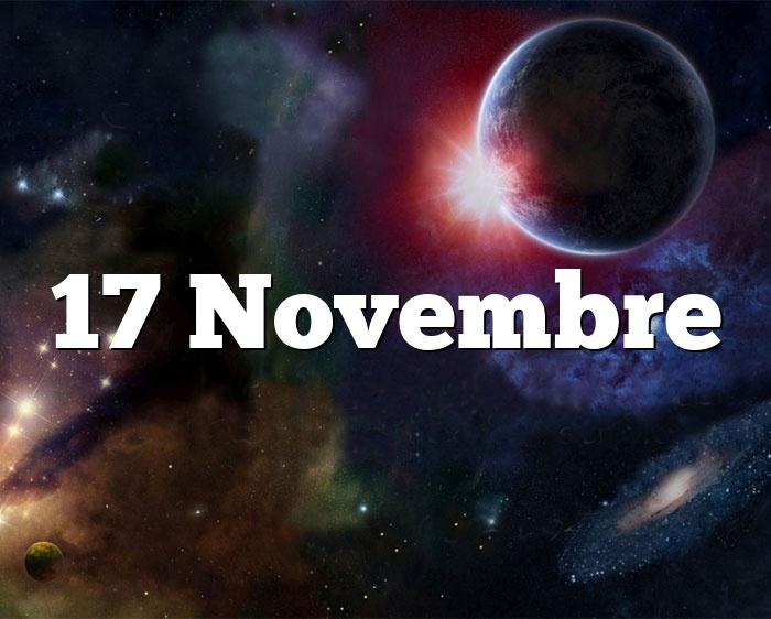 17 Novembre