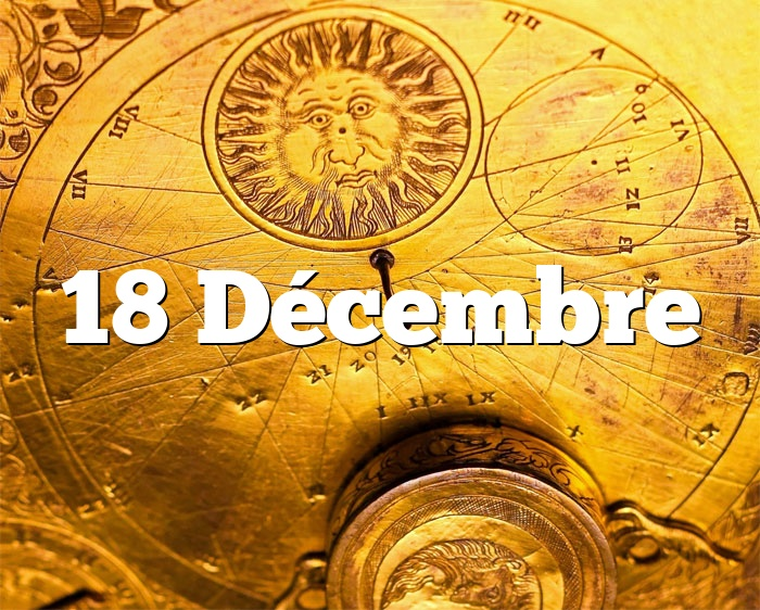 18 Décembre