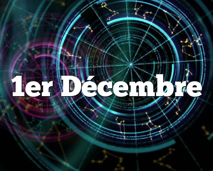 1er Décembre