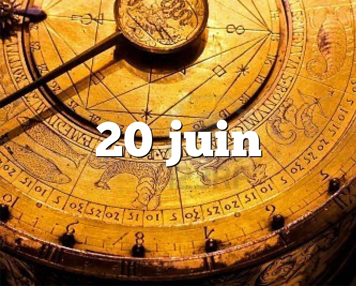 20 juin