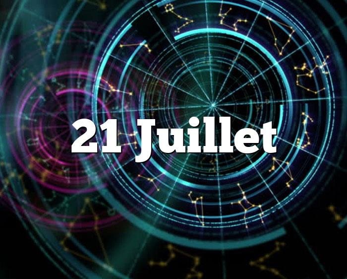 21 Juillet