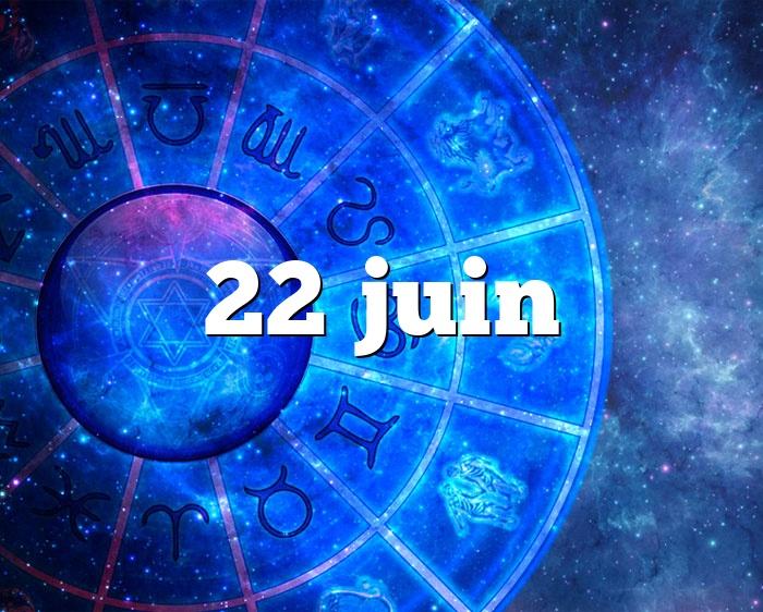 22 juin