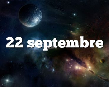 22 septembre
