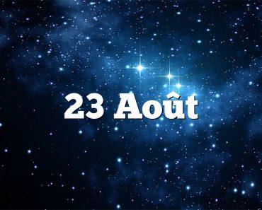23 Août