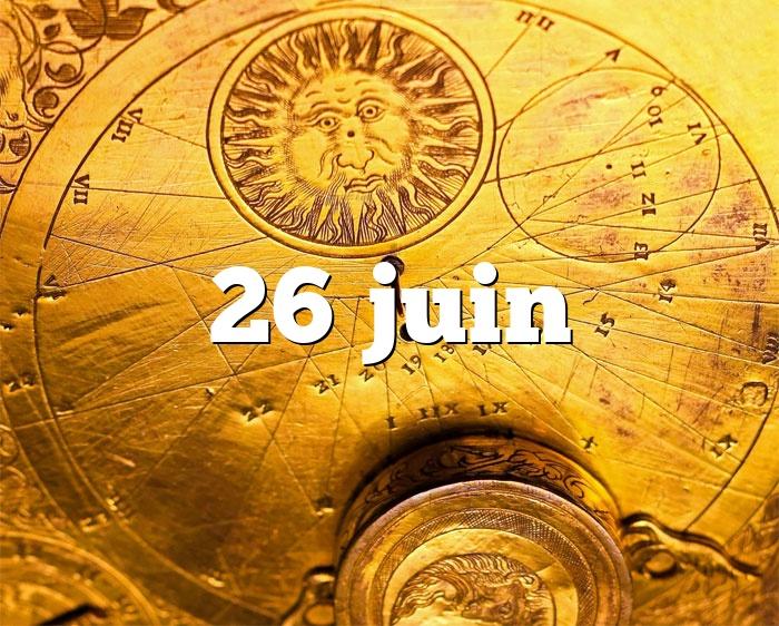 26 juin