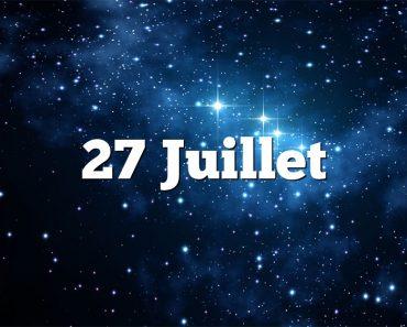27 Juillet