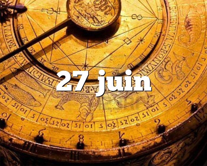 27 juin