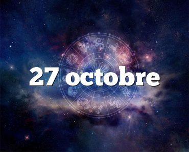 27 octobre