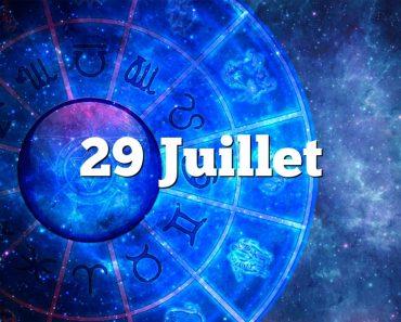 29 Juillet