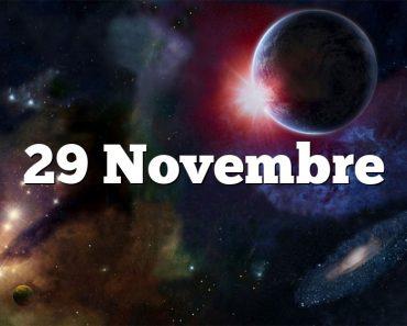 29 Novembre