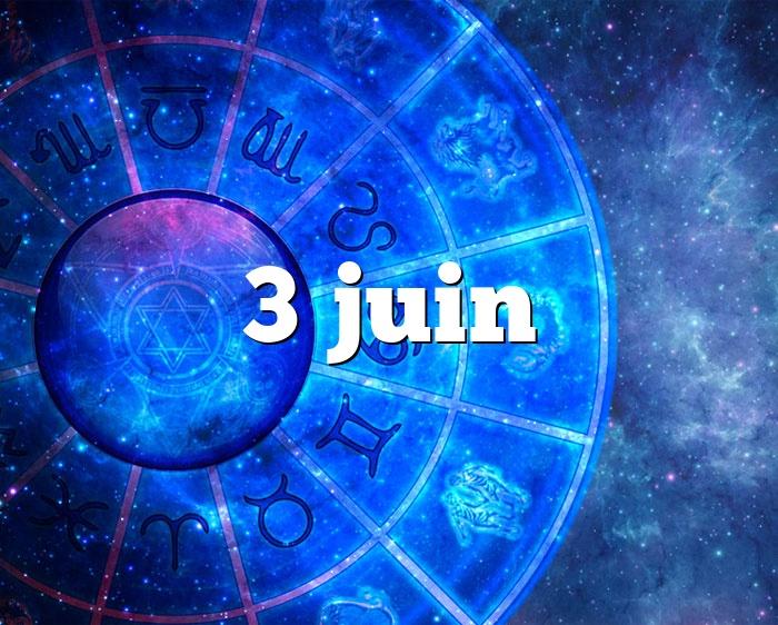 3 juin