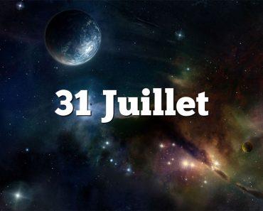 31 Juillet