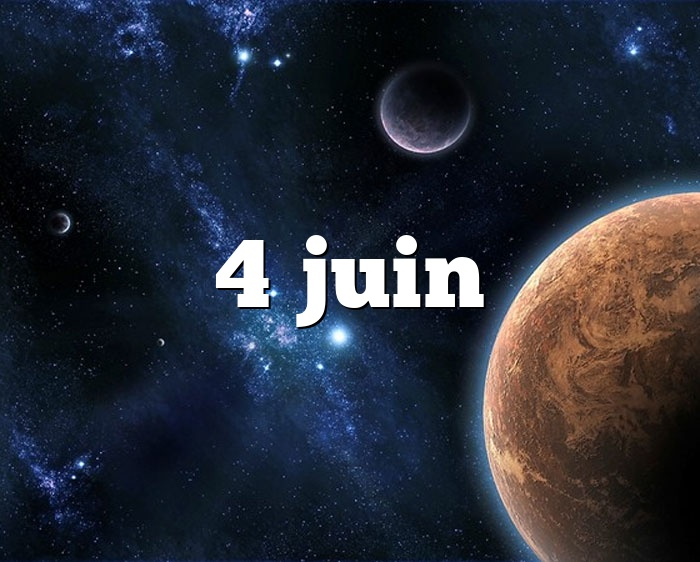4 juin