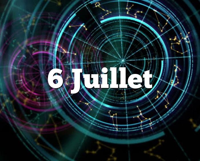 6 Juillet