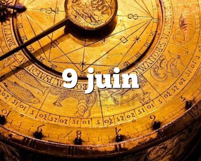 9 juin