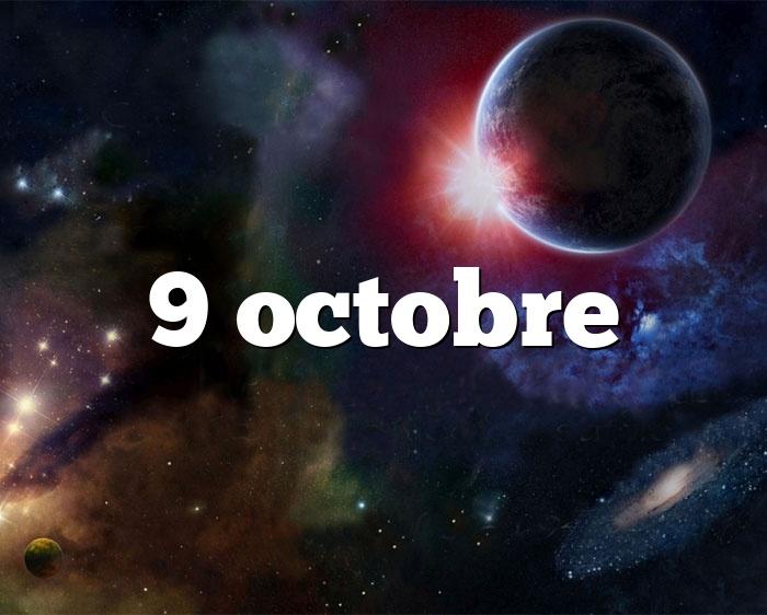 9 octobre