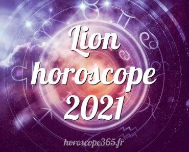 Lion horoscope 2021