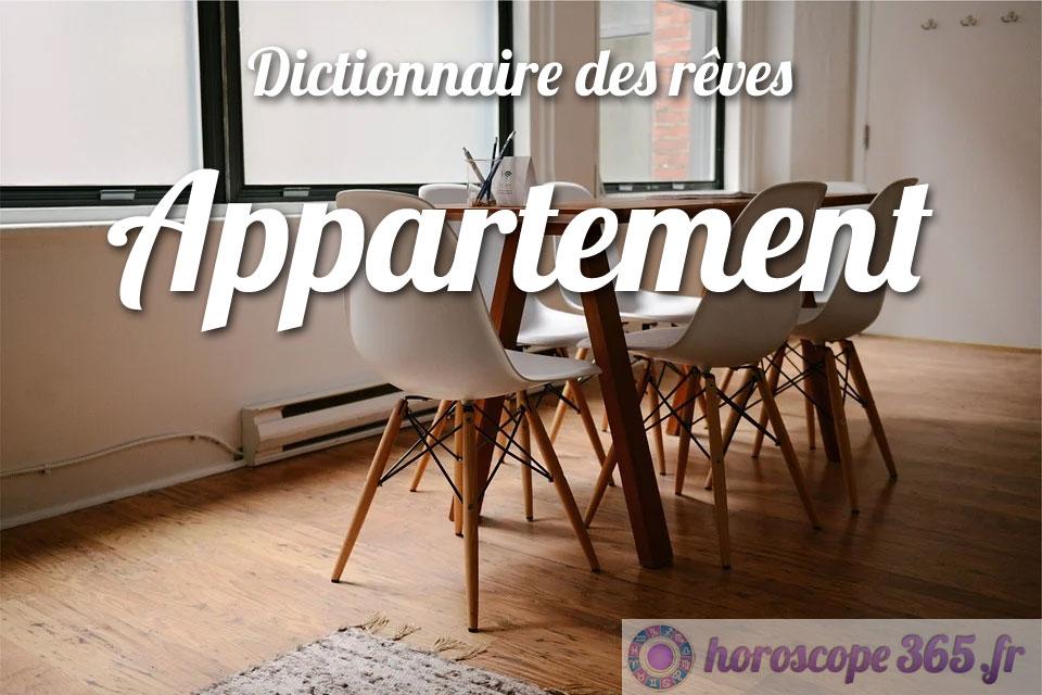 Interprétation et signification du rêve : Appartement