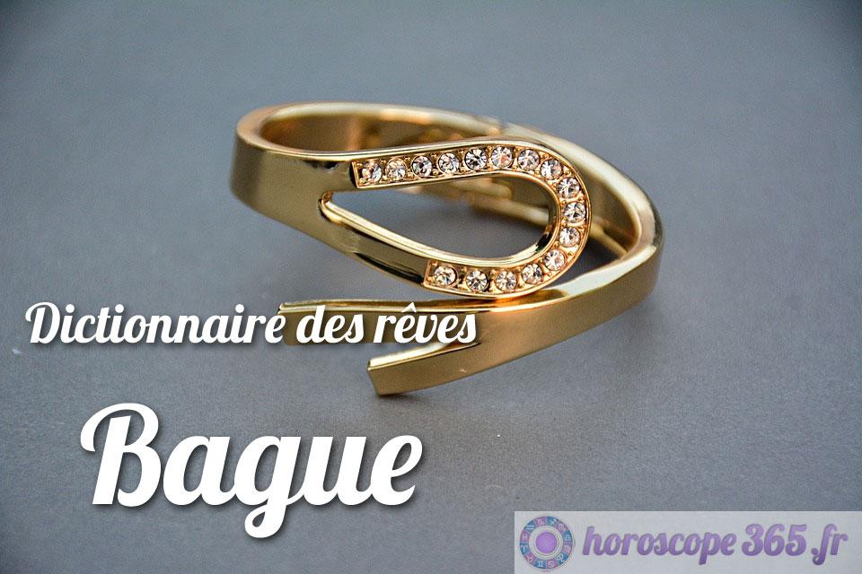 Dictionnaire des rêves : Bague
