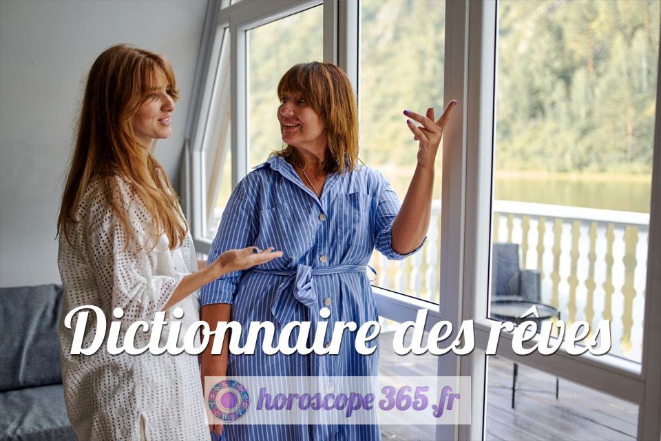 Dictionnaire des rêves : Mère