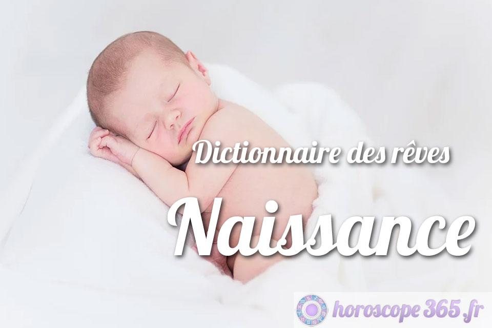 Dictionnaire des rêves : Naissance