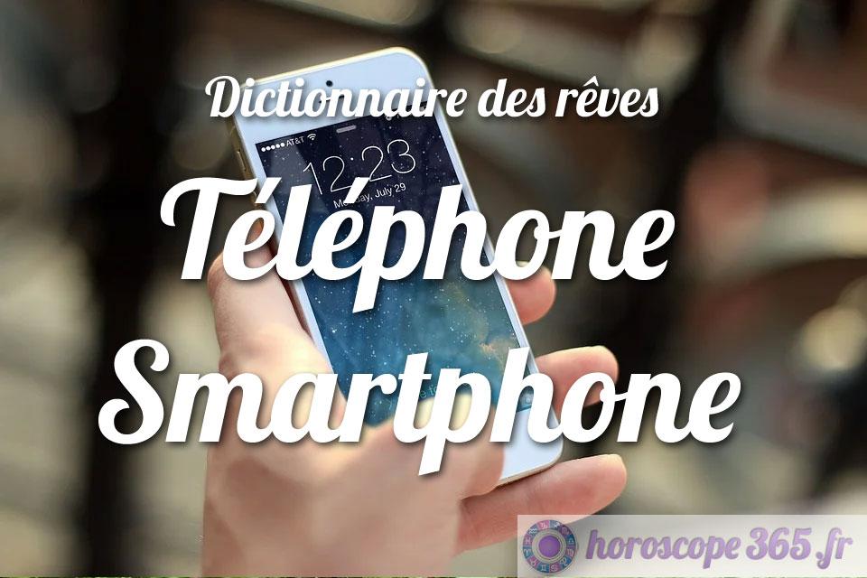 Rêve de Téléphone / Smartphone