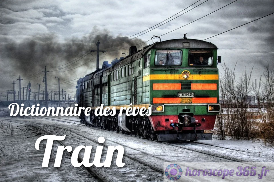 Dictionnaire des rêves : Train