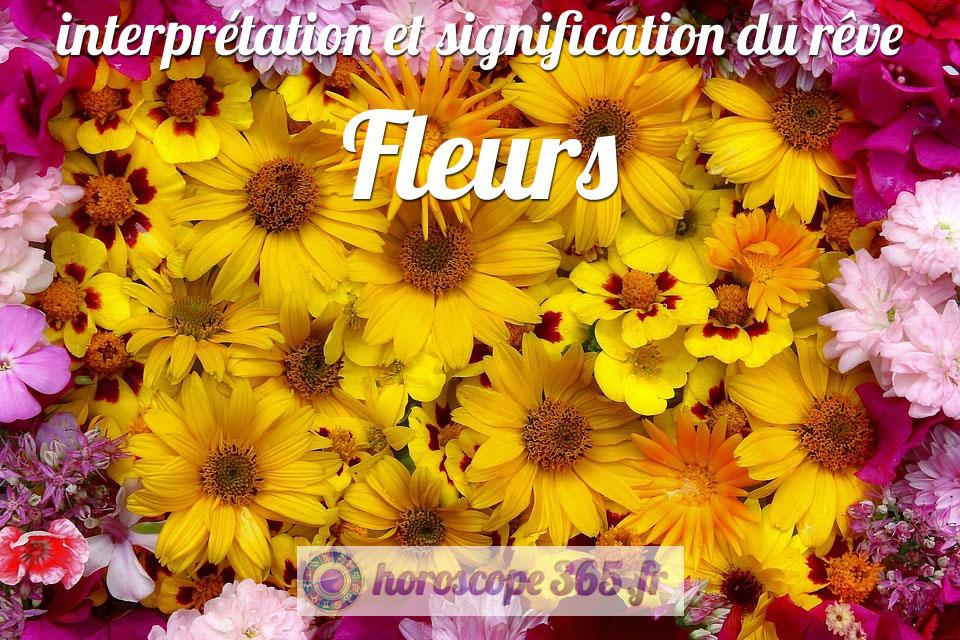 Dictionnaire des rêves : Fleurs