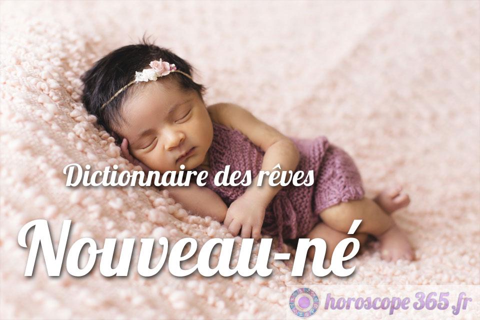 Que signifie le fait de rêver d'un nouveau-né?